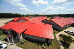 Haughton Middle School Metal Roof