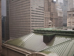 Grand Central Roof Detail 2