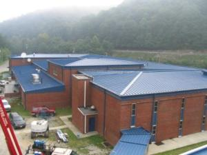 St. Louis, MO steel roof systems