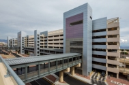 Alcoa Reynobond - Terminal 3 Parking Garage
