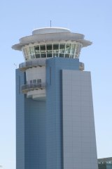 McCarran International Airport, featuring Alucobond Plus