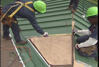 Using the Right Methods, Materials and Tools is Essential to Installing Your Metal Roof Properly